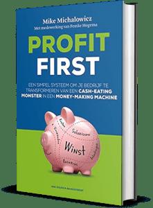 boek review profit first jan modaal