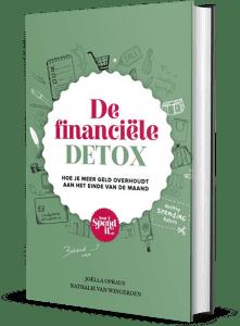 de financiele detox boek met geld tips