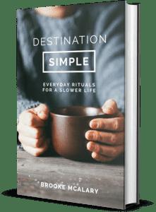 boek review destination simple over leuker leven