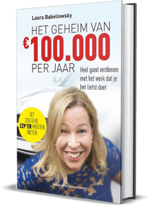 boek review het geheim van 100.000 euro per jaar
