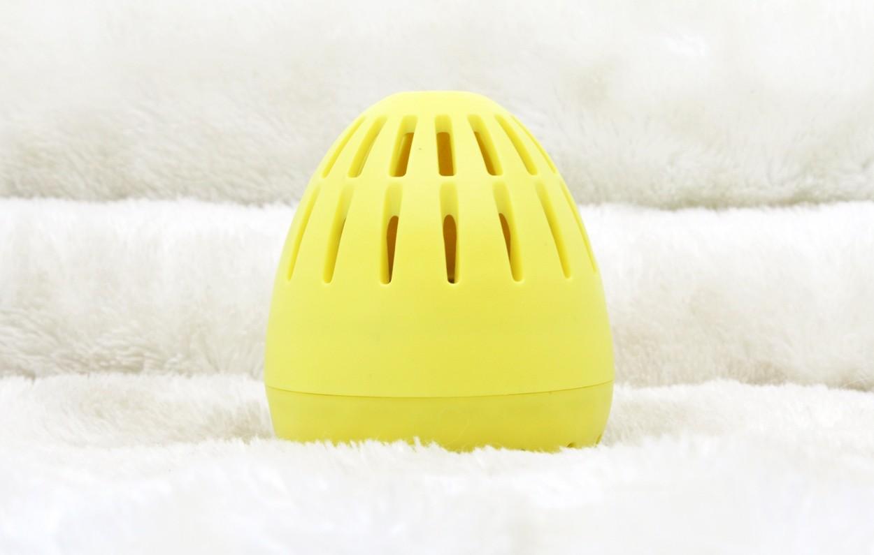 Blog van Jan Modaal over Eco Egg wasbal