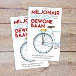 boek miljonair met een gewone baan review