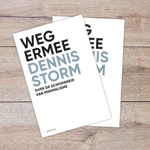 Boekreview: Weg ermee van Dennis Storm
