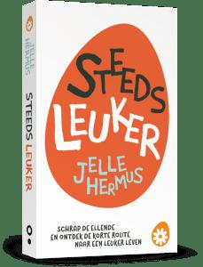 Steeds leuker boek van Jelle Hermus