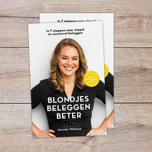 Boekreview: Blondjes Beleggen Beter