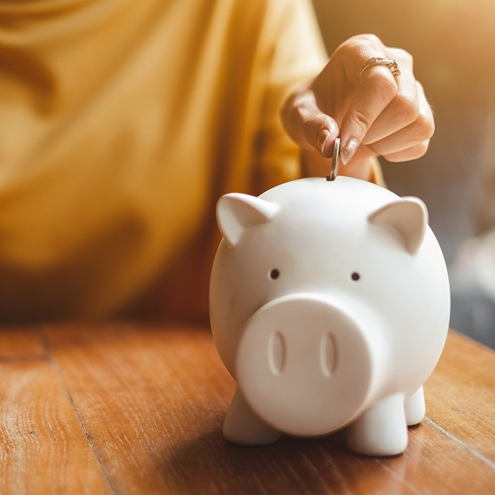 Waarom je niet meer dan 70 procent van je inkomen zou moeten uitgeven