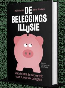 boek beleggingsillusie over beleggen van geld