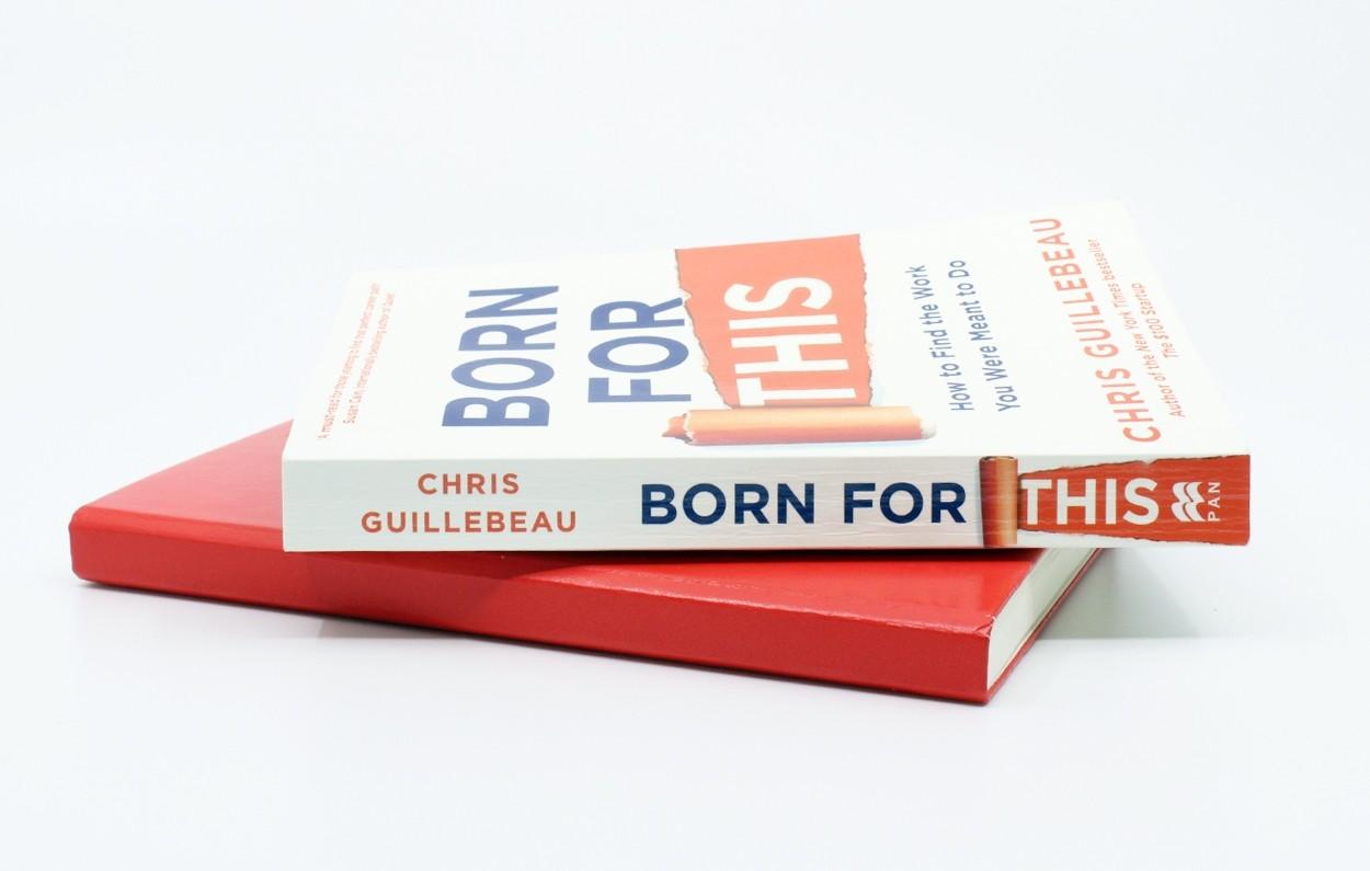 boek born for this