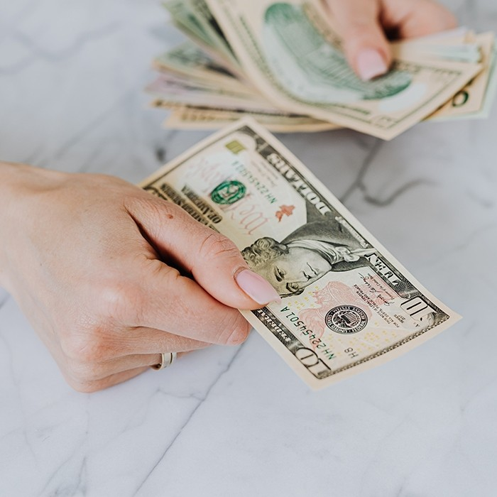 Nooit meer geld terugboeken van je buffer of spaarrekening: zo doe je dat