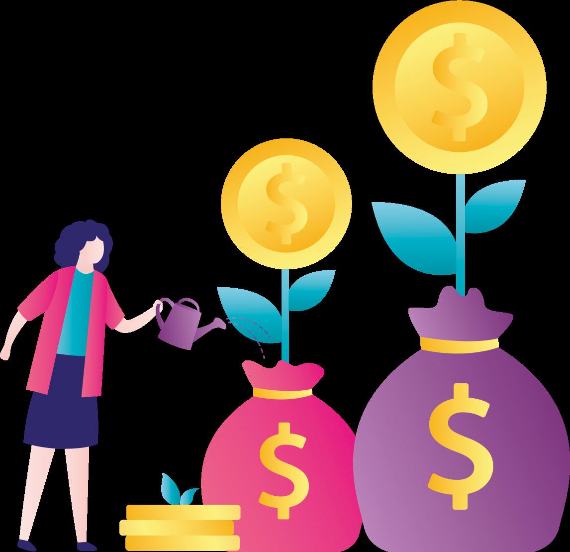 Money Game - spel voor het regelen van financien
