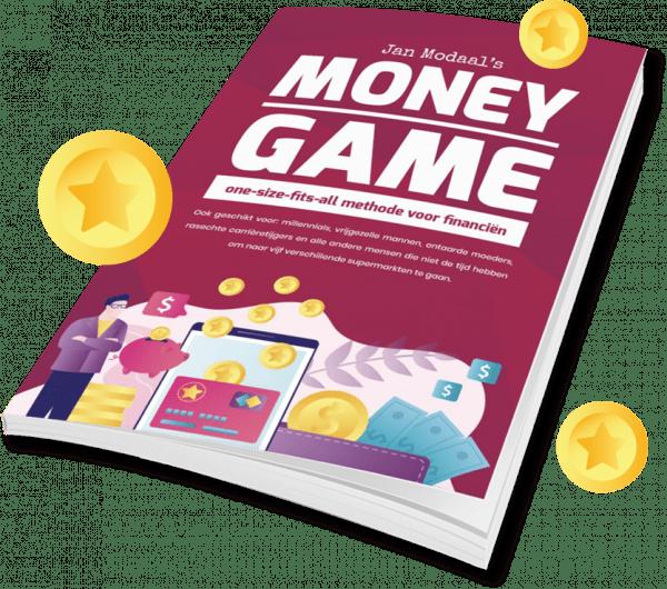 Geld besparen met een modaal inkomen met behulp van Jan Modaal's Money Game